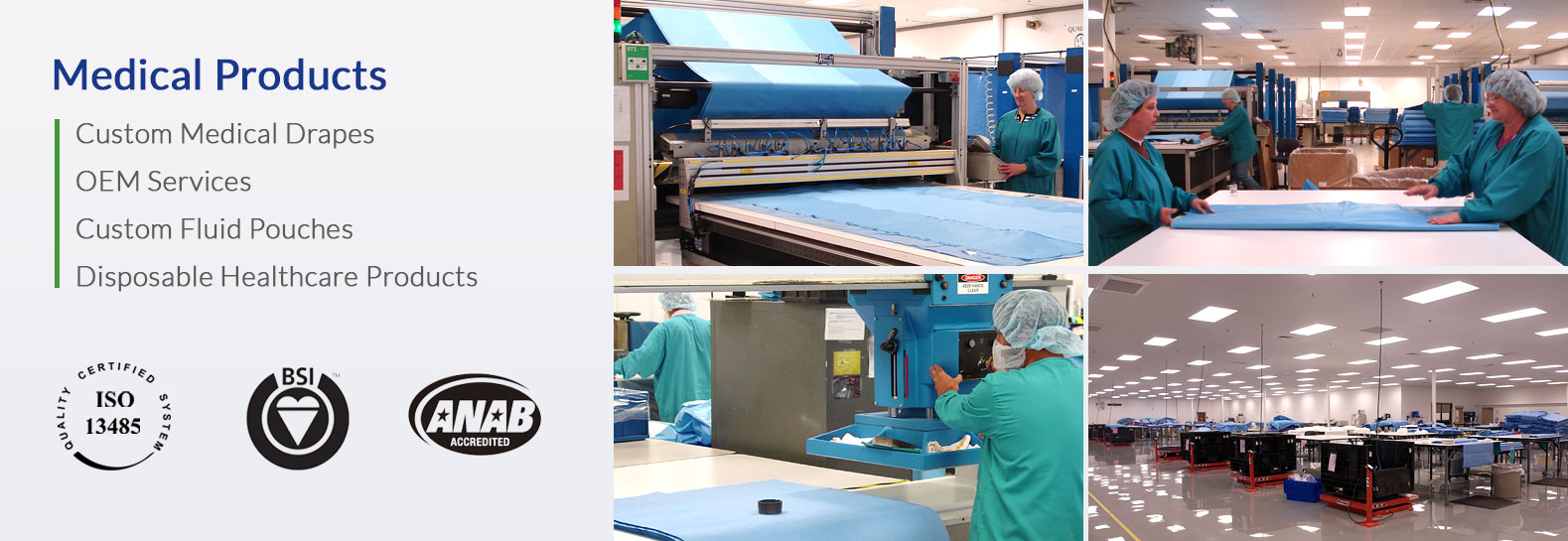 MARC provides Plastic Thermoforming Services