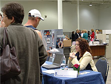 Job Fairs - Employment after Training